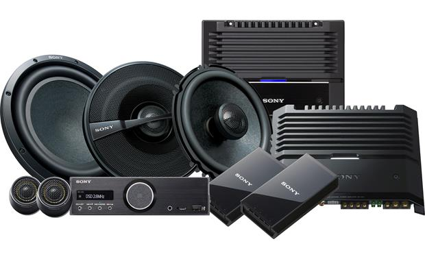 Sony RSX-2 Hi-Res Music System Top-notch hi-res audio