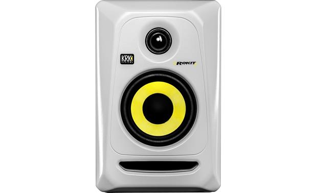 KRK ROKIT 4 G3 Woofer and tweeter are powered by separate amplifiers for increased accuracy.