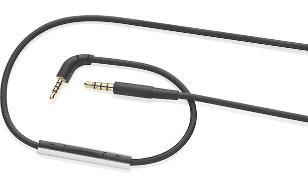 Bowers & Wilkins P9 Signature (Factory Recertified) three detachable cables including a remote/mic cable for your iPhone®