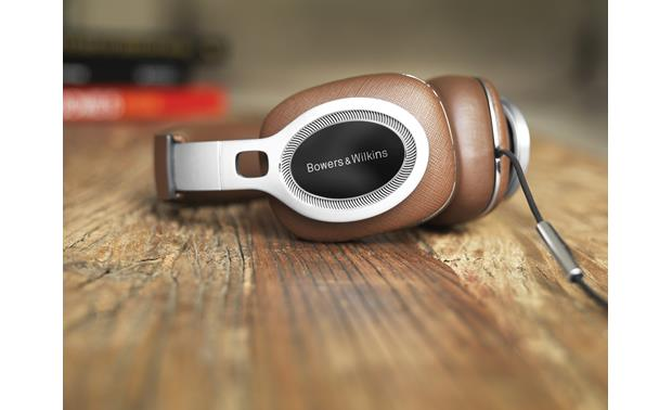 Bowers & Wilkins P9 Signature (Factory Recertified) Crafted of sturdy aluminum and Italian Saffiano leather