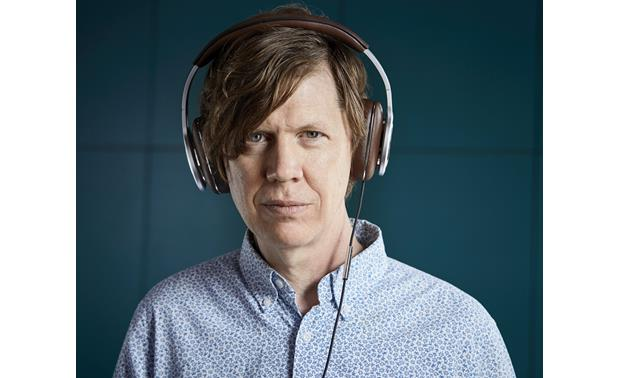 Bowers & Wilkins P9 Signature (Factory Recertified) Sonic Youth's Thurston Moore wears the P9 Signature headphones
