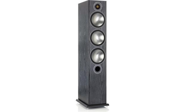 Monitor Audio Bronze 6 Shown with grille off