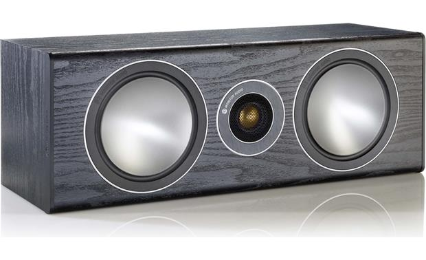 Monitor Audio Bronze Center Shown with grille off