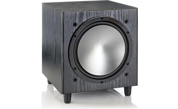 Monitor Audio Bronze W10 Shown with grille off