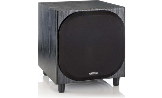 Monitor Audio Bronze W10 Shown with grille on
