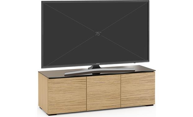 Salamander Designs Chameleon Collection Denver 237 Natural Oak (TV not included)