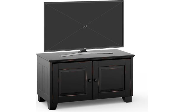 Salamander Designs Chameleon Collection Hampton 221 Left front (TV not included)
