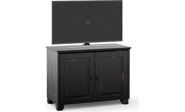 Salamander Designs Chameleon Collection Hampton 323 Left front (TV not included)