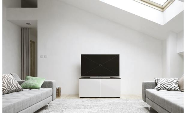 Salamander Designs Chameleon Collection Miami 221 Stores up to 4 components (TV not included)