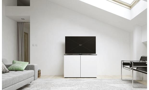 Salamander Designs Chameleon Collection Miami 323 Stores up to 6 components (TV not included)