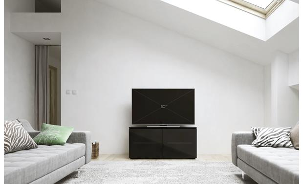 Salamander Designs Chameleon Collection Oslo 221 Stores up to 4 components (TV not included)