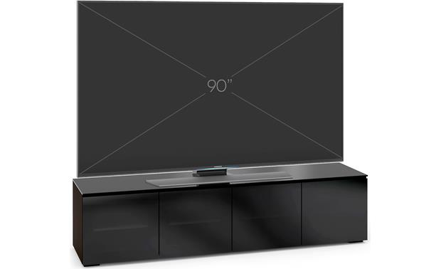 Salamander Designs Chameleon Collection Oslo 247 Left front (TV not included)