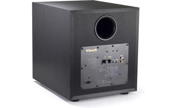 Klipsch Reference R-10SWi Rear view