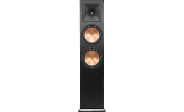 Klipsch Reference Premiere RP-280FA Shown with grille off
