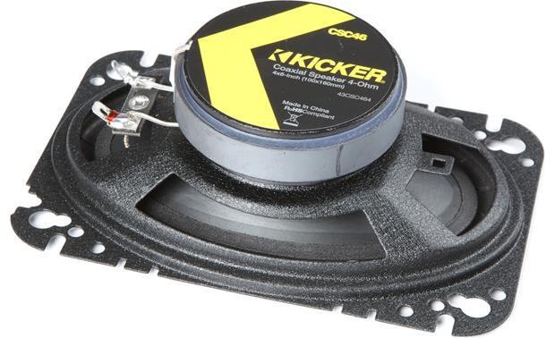 Kicker 43CSC464 Back