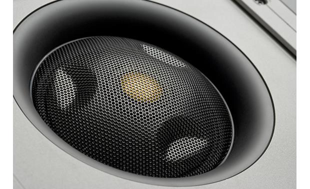 Monitor Audio CP-WT380IDC The tweeter and mid-range driver pivot, allowing you to direct sound exactly where you want it