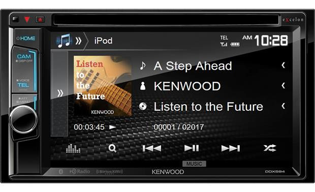 Kenwood Excelon DDX594 Other