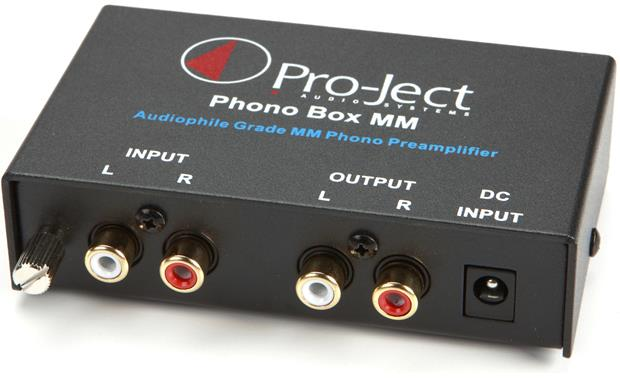 Pro-Ject Phono Box MM Front