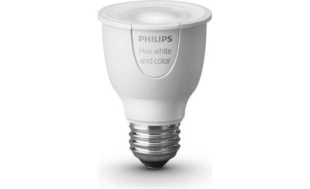 Philips Hue PAR16 White and Color Ambiance Bulb Front