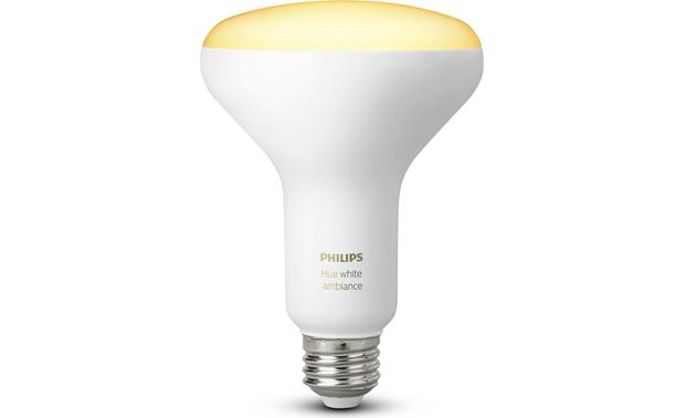 Philips Hue BR30 White Ambiance Bulb Front