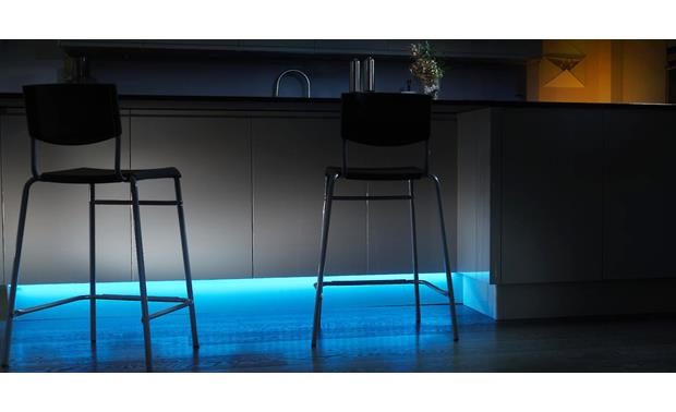 Philips Hue LightStrip Plus Add ambiance under your bar or entertainment center