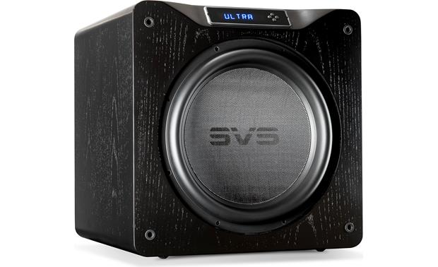 SVS SB16-Ultra Front, with grille removed