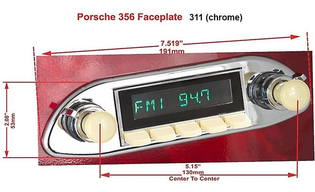RetroSound 311 Faceplate Other