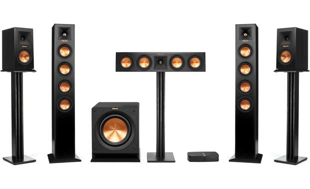 Klipsch Reference Premiere HD Wireless 5 1 Surround Sound System