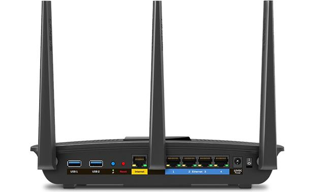 Linksys EA7500 Back