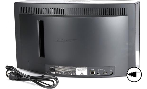 Bose® SoundTouch® 30 Series III wireless speaker Power required