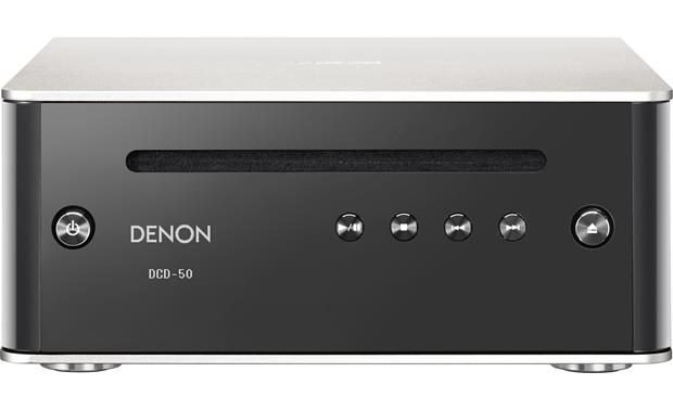 denon dcd 50 compact single disc cd player at. Black Bedroom Furniture Sets. Home Design Ideas