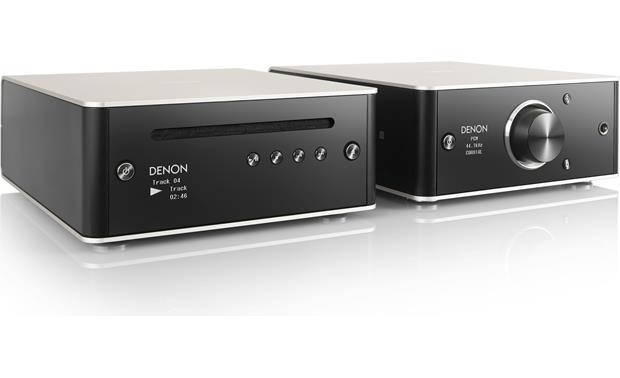 Denon DCD-50 Shown side by side with PMA-50 integrated amp  (not included)