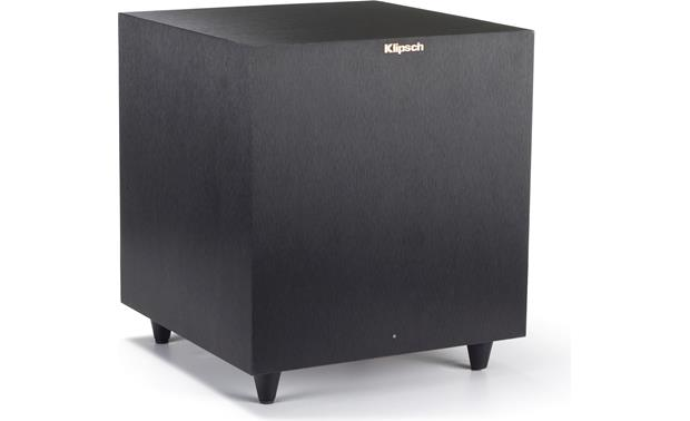 Klipsch Reference R-8SW Angled front view