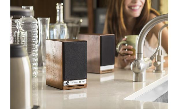 Audioengine HD3 Compact wireless speakers fit just about anywhere you need music