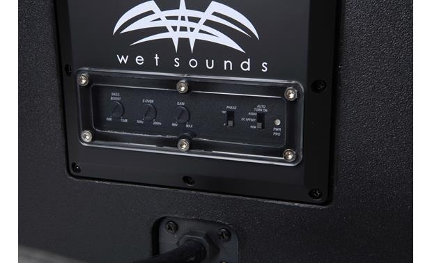 Wet Sounds Stealth AS-10 Tune your sound