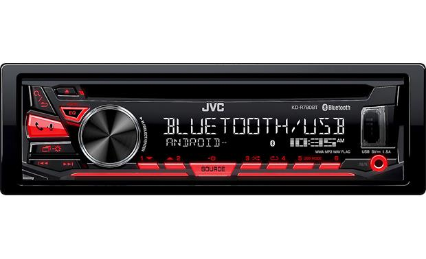 JVC KD-R780BT CD receiver with Bluetooth