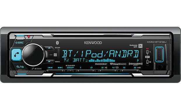 Kenwood Single Din