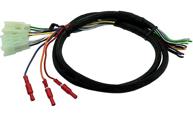 Scosche ls b amp bypass harness connect a new car stereo and