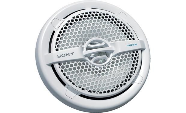 Sony DSX-M5511BT Durable, weather-resistant grilles