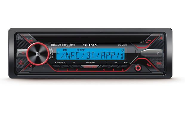 Sony MEX-M71BT marine CD receiver