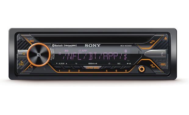 Sony MEX-N5200BT Choose from over 35,000 color combos.