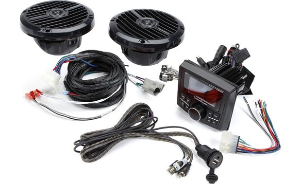 Rockford Fosgate/VIP Golf Cart Sound System Other