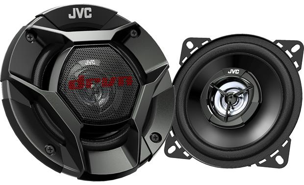 JVC CS-DR420 You'll hear a jump in clarity thanks to the 1