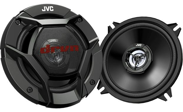 JVC CS-DR520 You'll hear a jump in clarity thanks to the 1