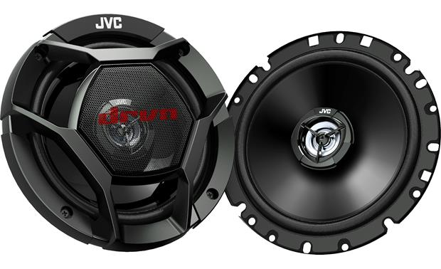 JVC CS-DR1720 You'll hear a jump in clarity thanks to the 1