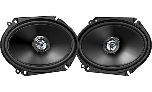 JVC CS-DR6820 You'll hear a jump in clarity thanks to the 1