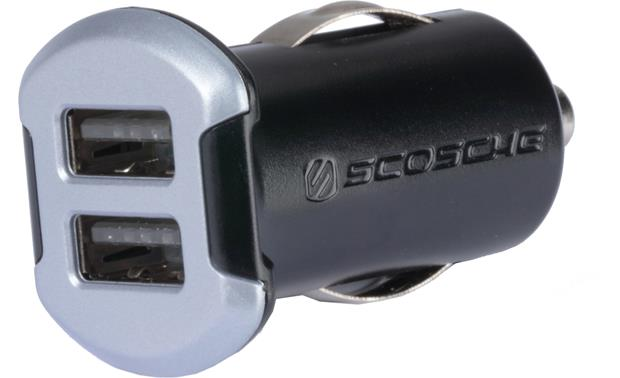 Scosche reVOLT dual Charge two devices at once