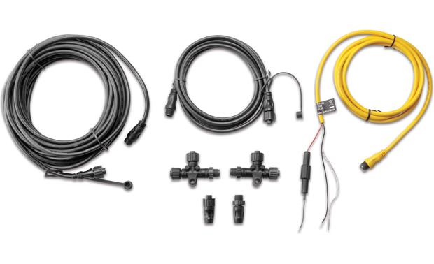 Garmin NMEA 2000 Starter Kit Works with a wide variety of Garmin electronics