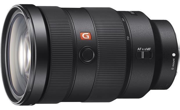 Sony SEL2470GM FE 24-70mm f/2.8 GM Front