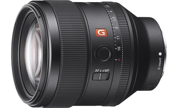 Sony SEL85F14GM FE 85mm f/1.4 GM Front